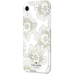 Kate Spade Diamond Floral iPhone XR Phone Case